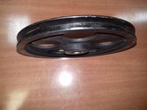 Шкив привода шнека большой Champion ST656,656BS,761E,762E,