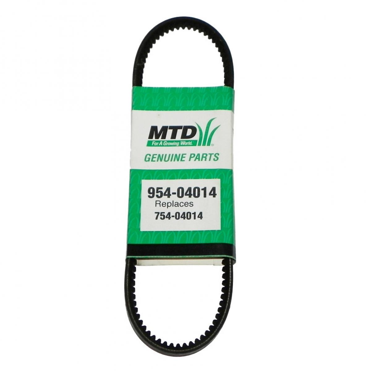 Ремень для снегоуборщика MTD 754-04014