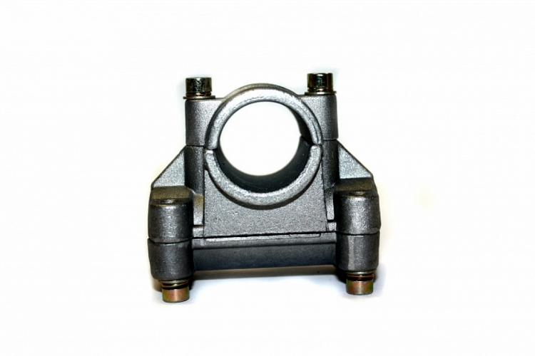 Кронштейн крепления ручки газа для мотокос 26 мм (комплект)