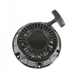 Стартер для двигателей бензогенераторов, снегоуборщиков, культиваторов ( цвет черный)